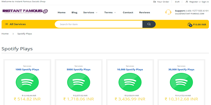 Buy Spotify Plays Real, Cheap & Tasty!