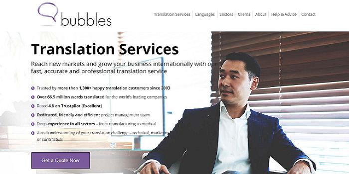 Orange translation company Ltd