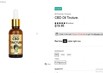 Finest CBD Products For Anxiousness & Stress And Anxiety Alleviation Zen tincture