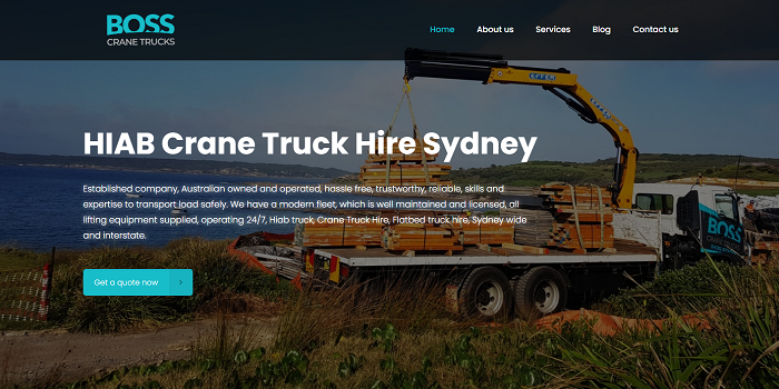 One Way Rental Truck | Flatbed Truck Hire